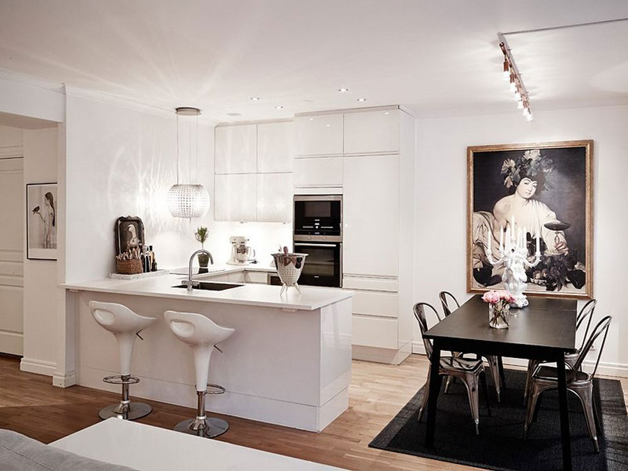 4 timeless and beautiful white kitchen designs