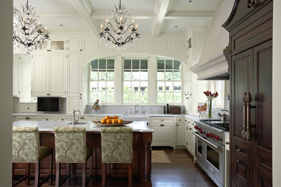 8 timeless and beautiful white kitchen designs