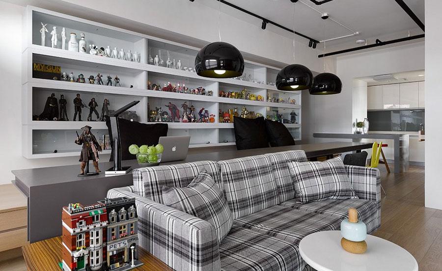 5 Showcase: Apartment Interior Design Inspiration