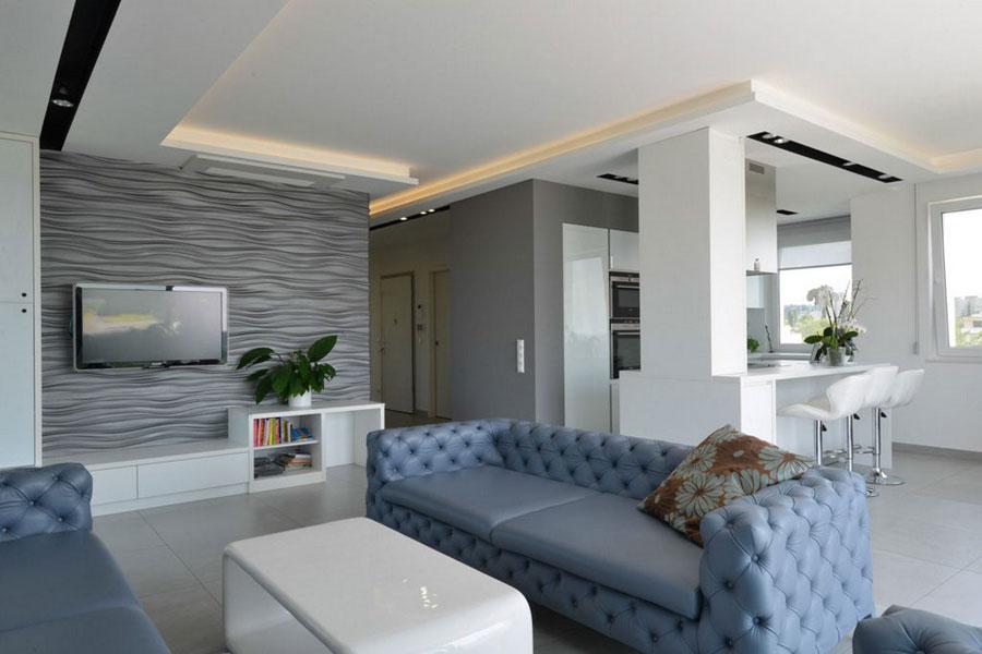 4 Showcase: Apartment Interior Design Inspiration