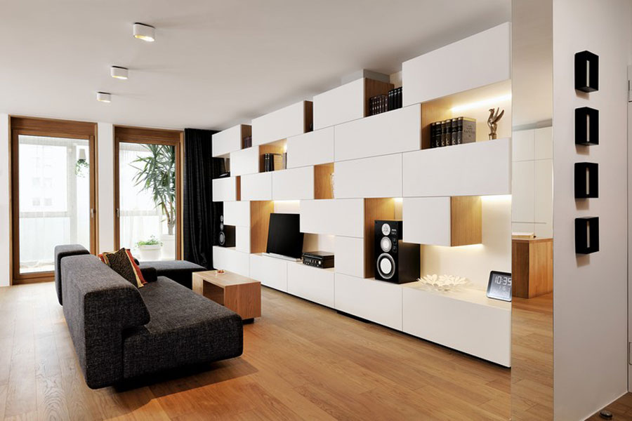 8 shop windows: inspiration for the interior design of apartments
