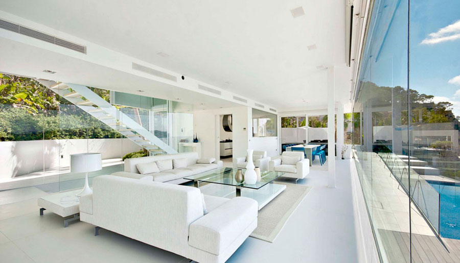 6 amazing pictures of living spaces with interesting interiors