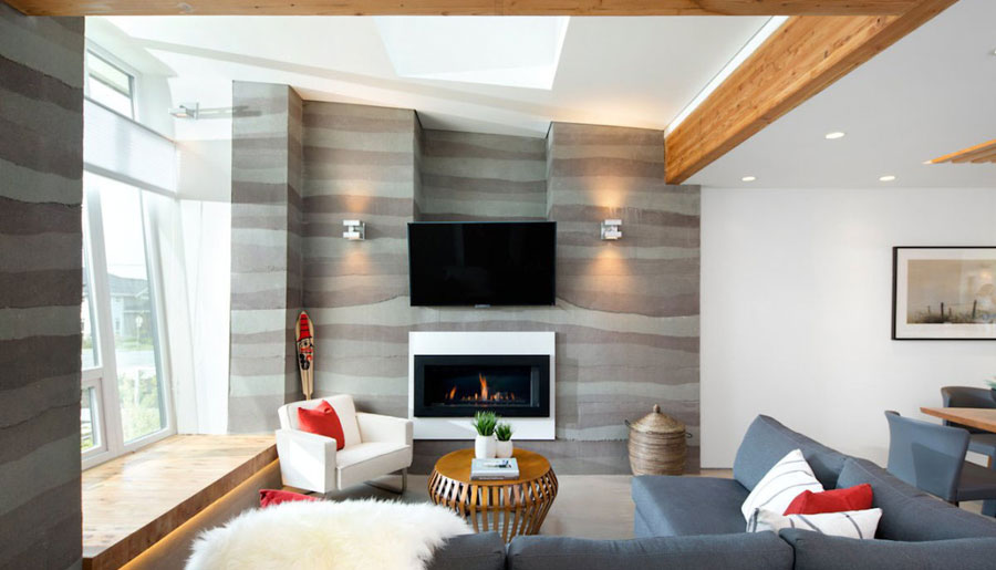 7 amazing pictures of living spaces with interesting interiors
