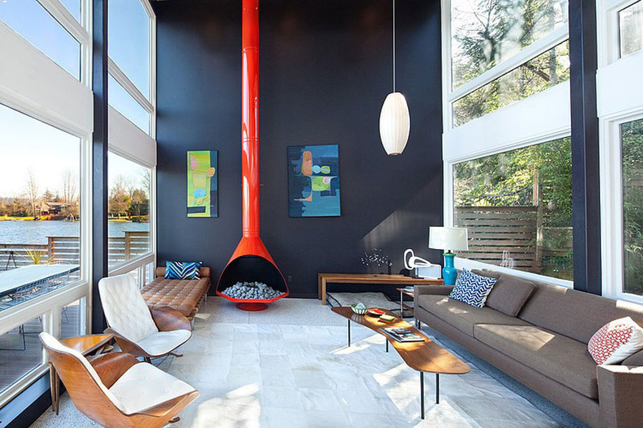 11 amazing pictures of living spaces with interesting interiors
