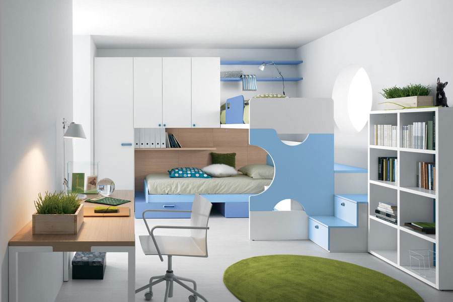 6 modern bunk bed designs and ideas for your child's room