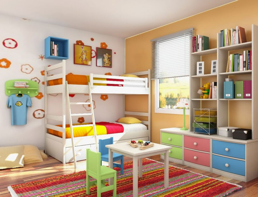 5 modern bunk bed designs and ideas for your child's room