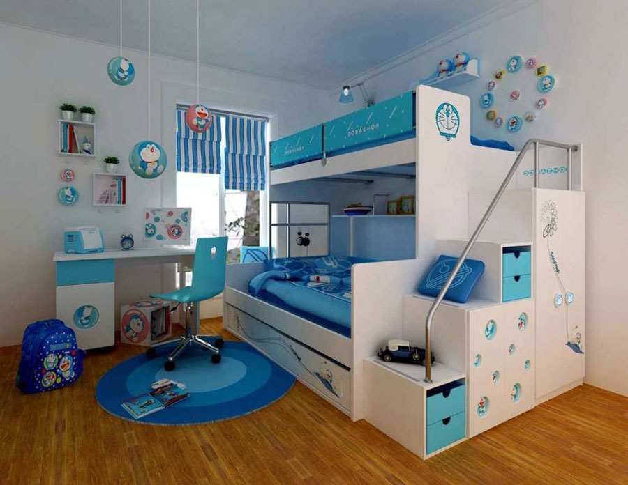 4 modern bunk bed designs and ideas for your child's room