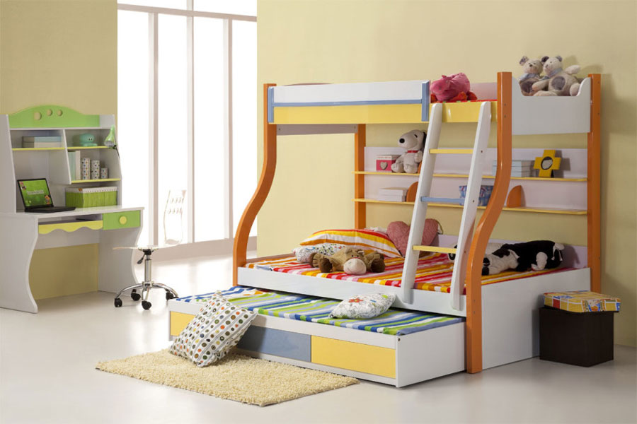 8 modern bunk bed designs and ideas for your kid's room