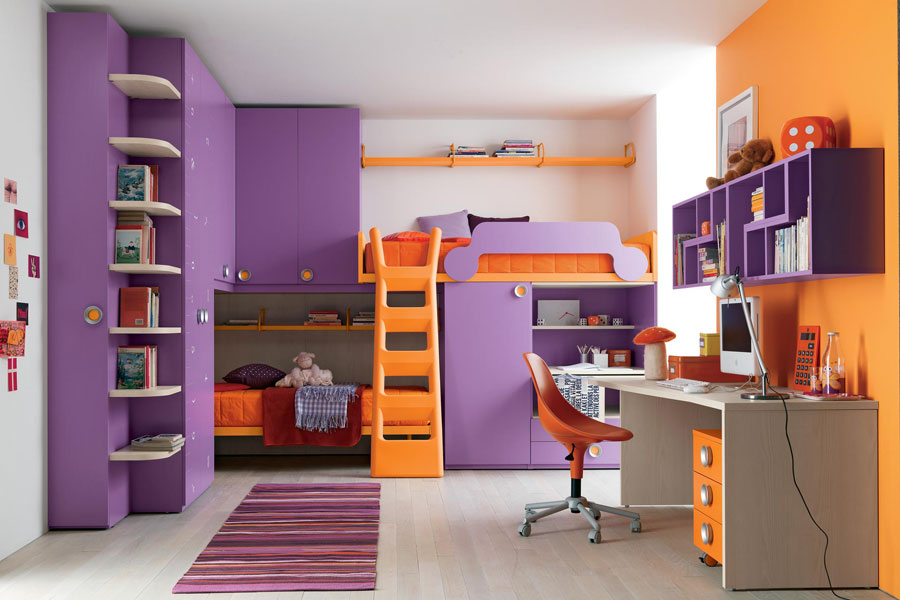 14 modern bunk bed designs and ideas for your child's room