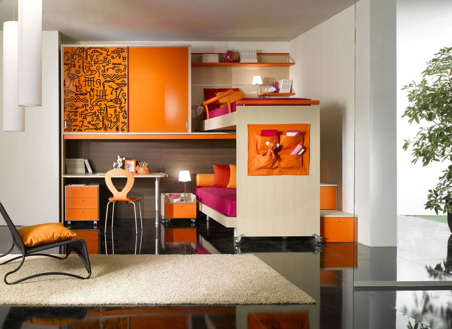 10 modern bunk bed designs and ideas for your child's room