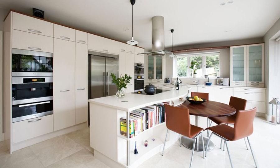 4 beautiful and modern kitchen design ideas