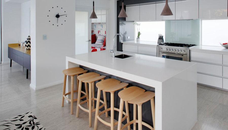 2 beautiful and modern kitchen design ideas