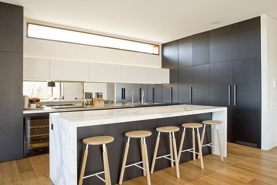 6 beautiful and modern kitchen design ideas