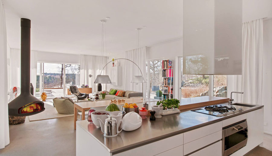 7 beautiful and modern kitchen design ideas