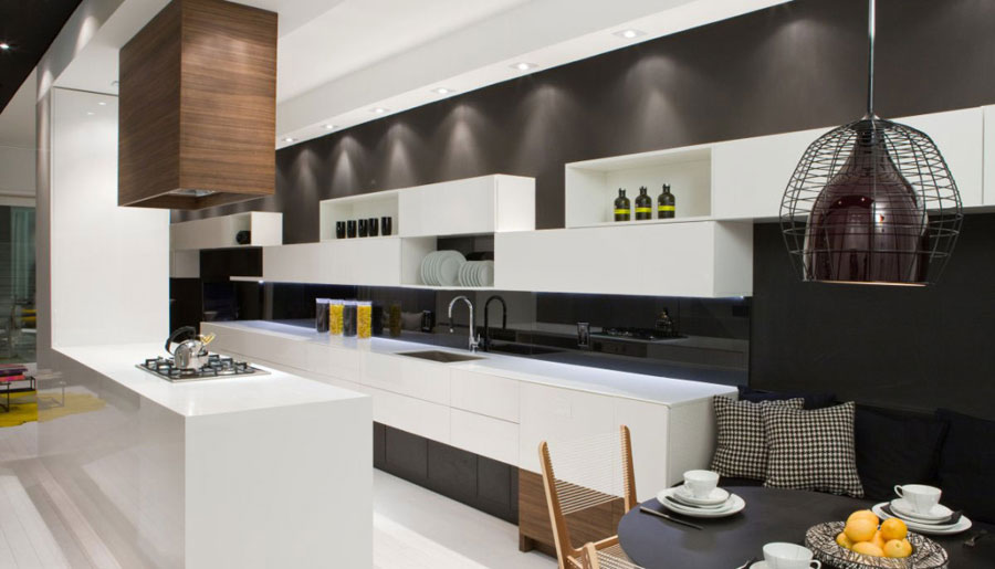 13 beautiful and modern kitchen design ideas