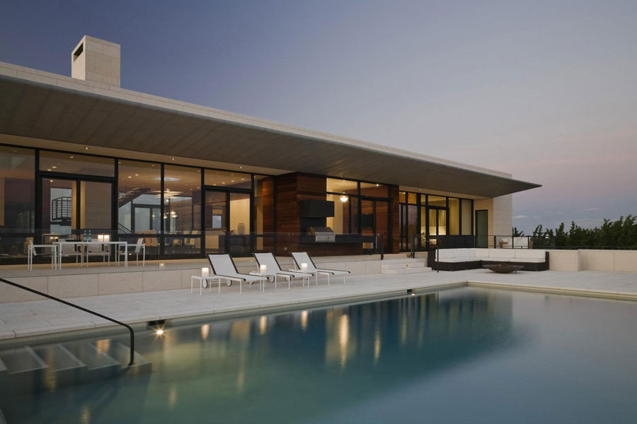 6 An architectural marvel of a modern home designed by Alexander Gorlin Architects