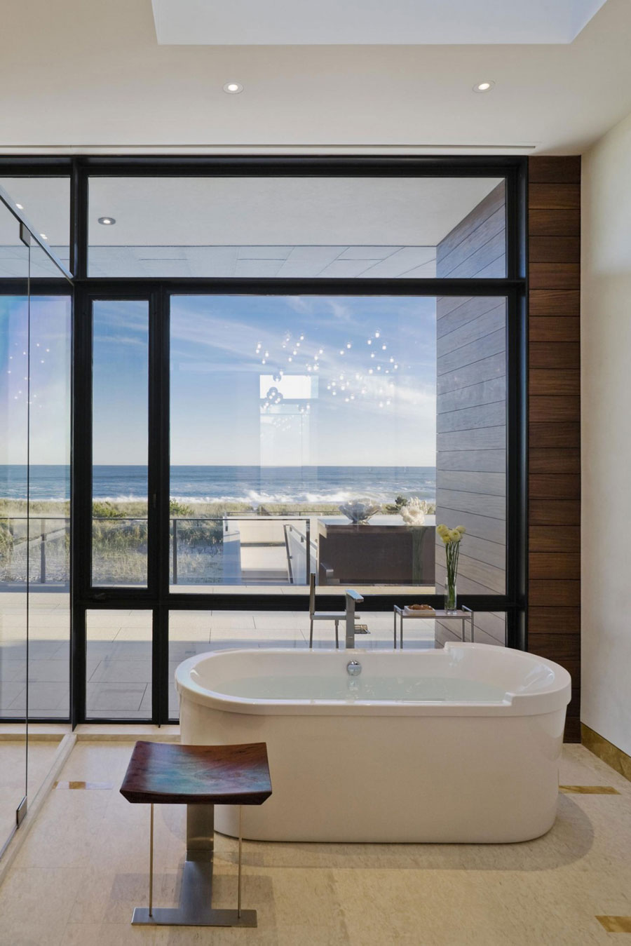 5 An architectural marvel of a modern home designed by Alexander Gorlin Architects