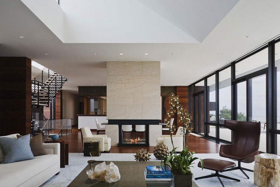 3 An architectural marvel of a modern home designed by Alexander Gorlin Architects