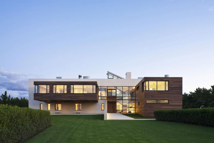 8 An architectural marvel of a modern home designed by Alexander Gorlin Architects