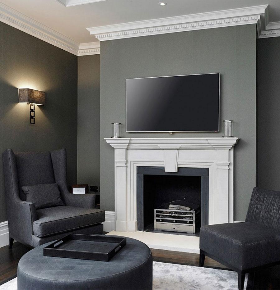 3 stylish British home with spacious and elegant interior design
