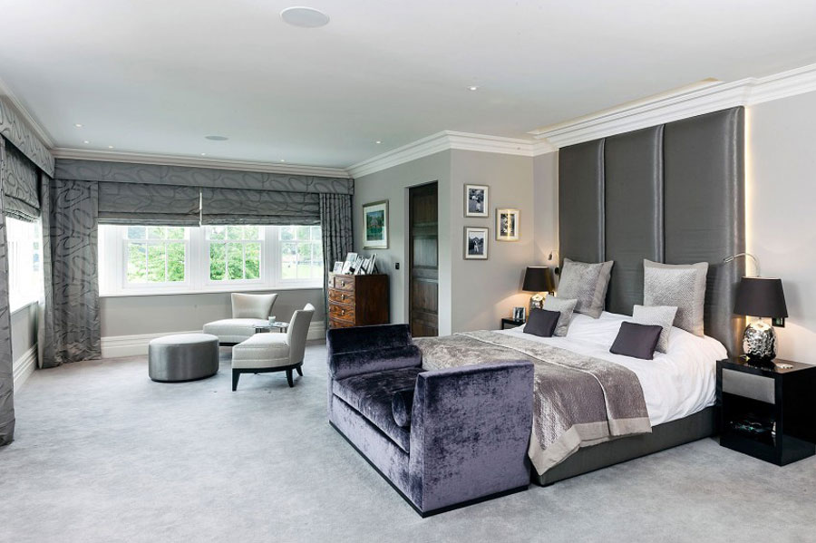 8 Stylish British home with a spacious and elegant interior design