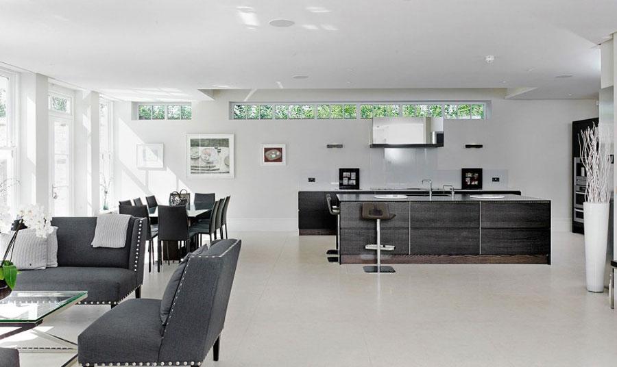 5 stylish British home with spacious and elegant interior design