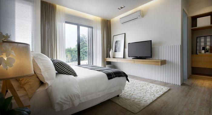 83422685064 Elegant interior design in Kuala Lumpur by Blu Water Studio