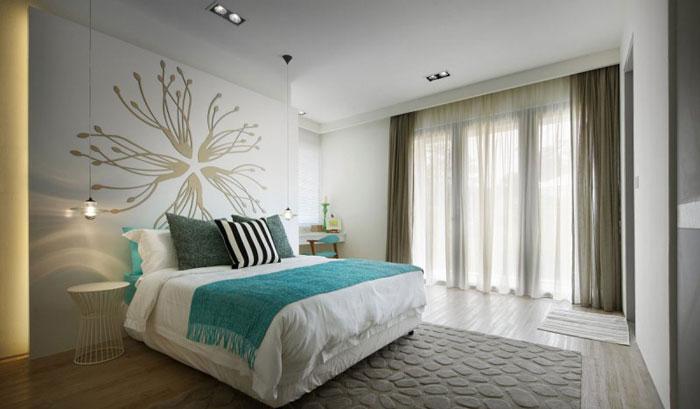 83422696920 Elegant interior design in Kuala Lumpur by Blu Water Studio