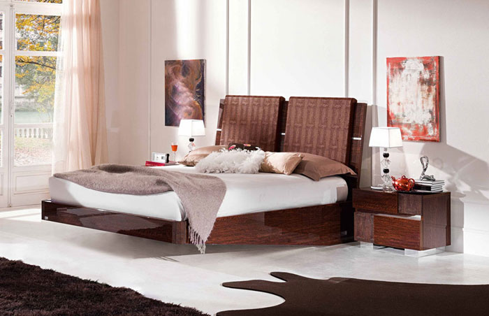 81578837894 Collection of really cool floating bed designs