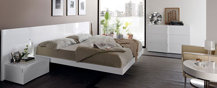 81578797918 Collection of really cool floating bed designs