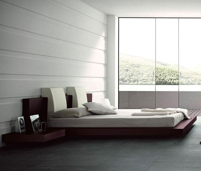 81578878772 Collection of really cool floating bed designs