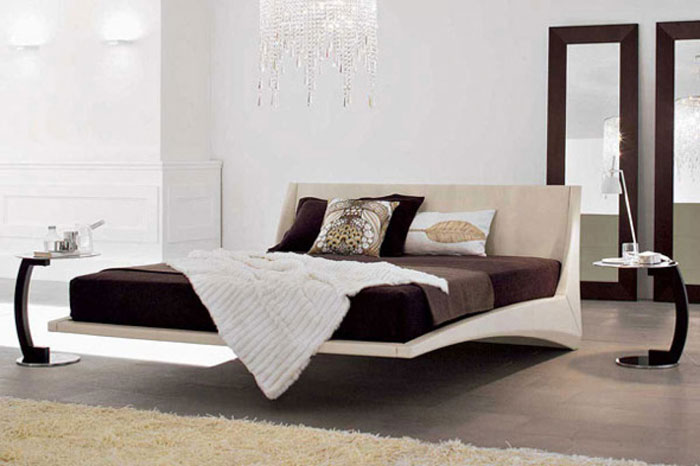 81578907247 Collection of really cool floating bed designs