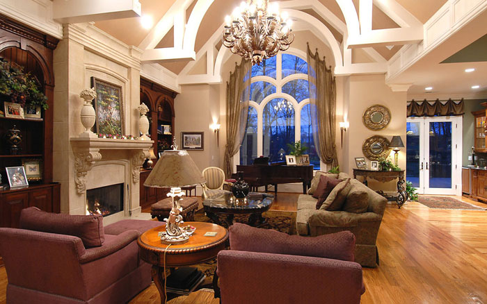 79888290574 Beautiful living rooms that are comfortable and stylish