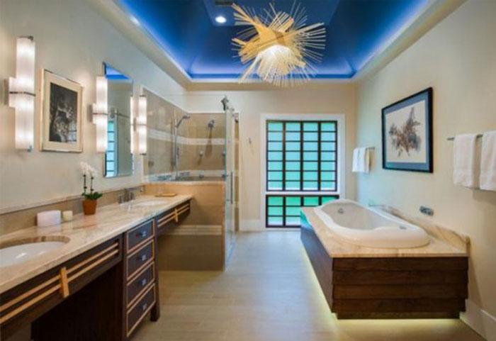 79456146121 The elegant design of Japanese-style bathrooms