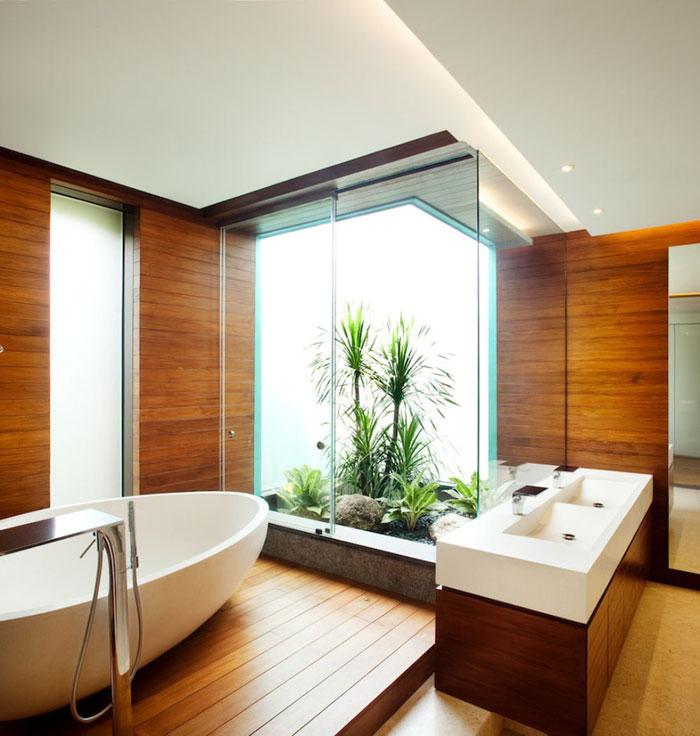 79456085629 The elegant design of Japanese style bathrooms