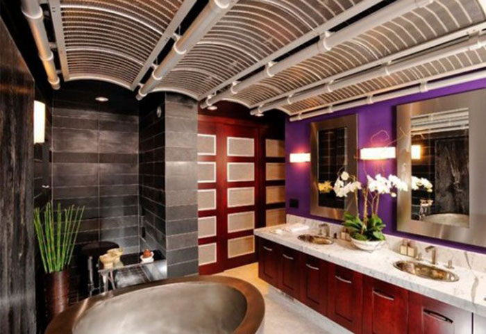 79456152701 The elegant design of Japanese-style bathrooms