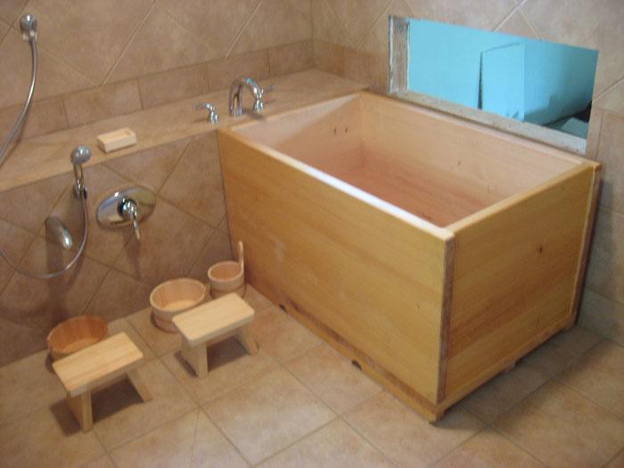 79456174881 The elegant design of Japanese-style bathrooms