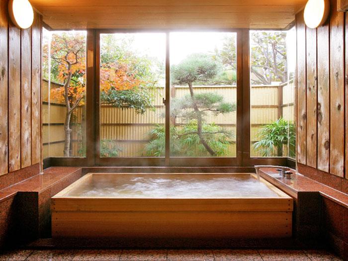 79455997775 The elegant design of Japanese-style bathrooms