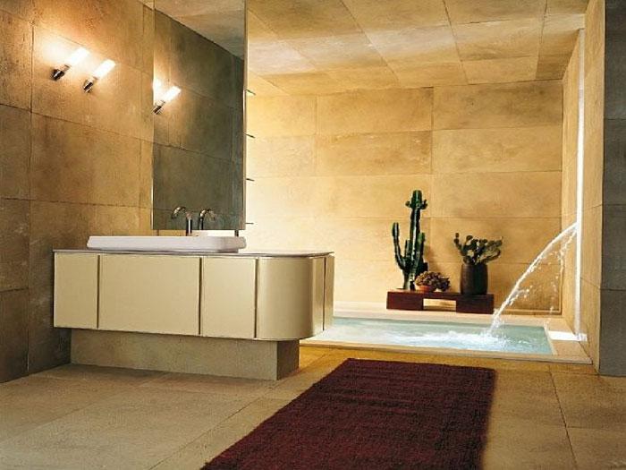 79456015258 The elegant design of Japanese style bathrooms