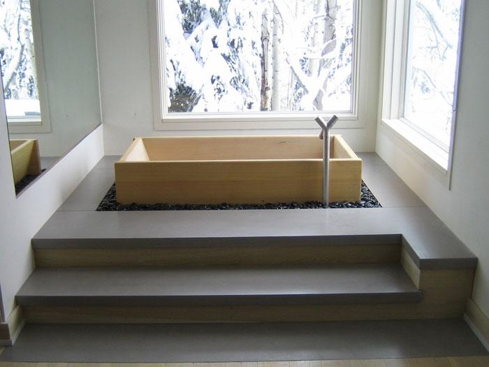 79455986319 The elegant design of Japanese style bathrooms