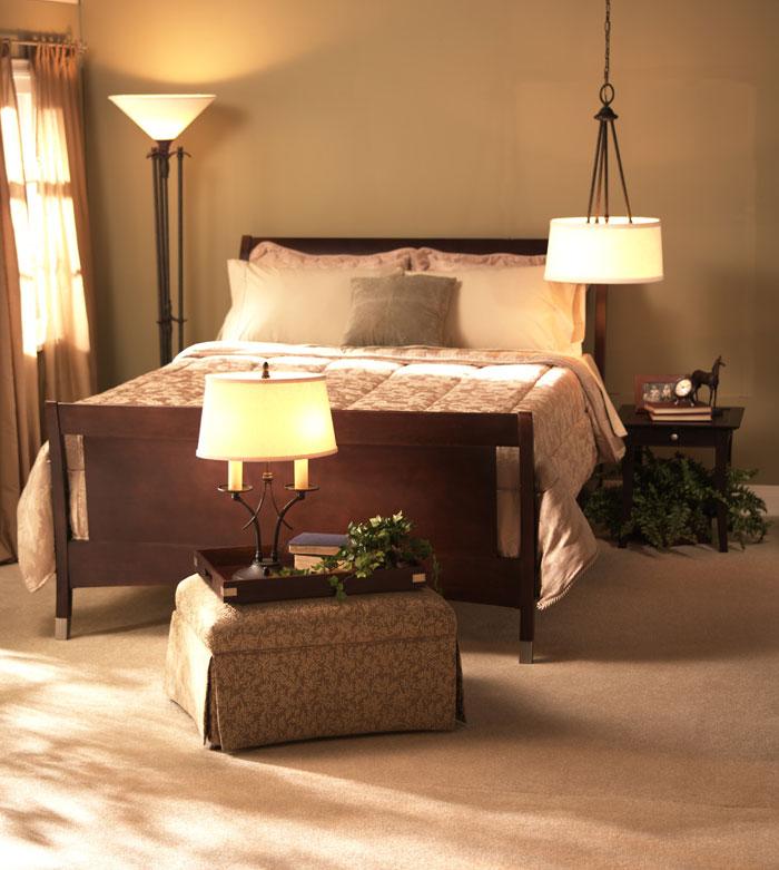 75885936573 Interesting ideas for bedside lighting in your bedroom