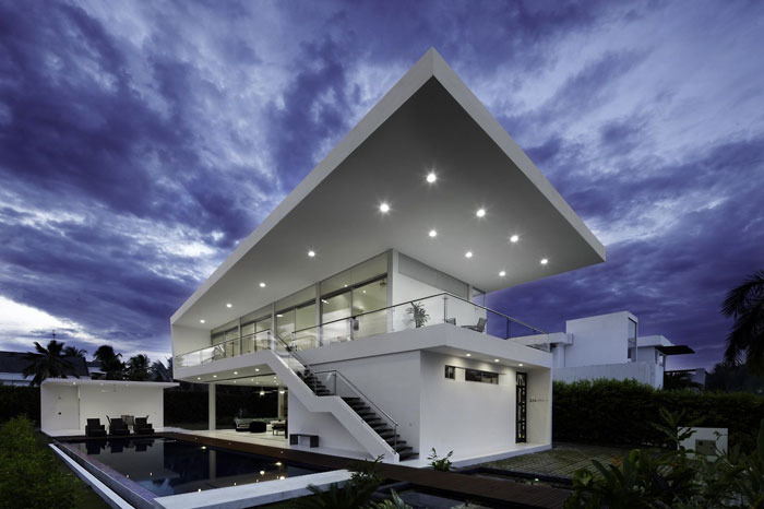 75581217593 Modern and creative house architecture - 21 examples