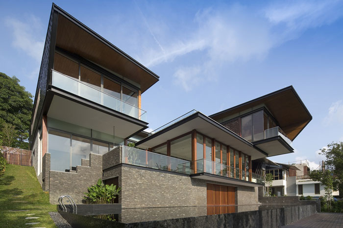75581226810 Modern and creative house architecture - 21 examples