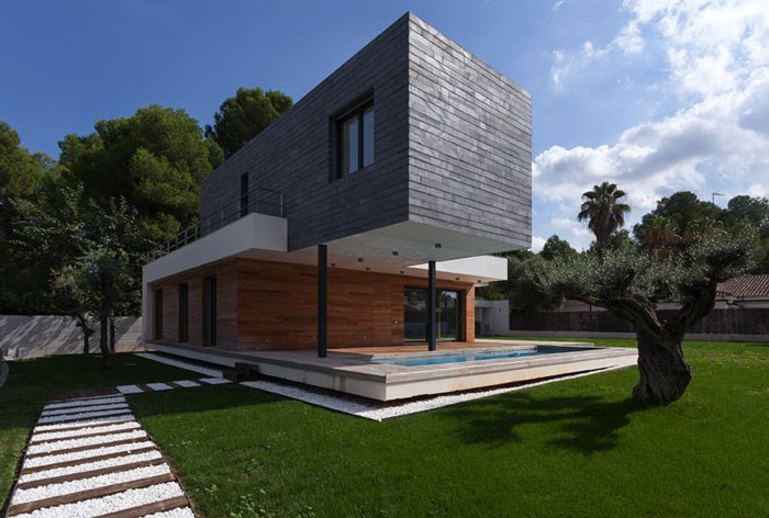 75581282092 Modern and creative house architecture - 21 examples