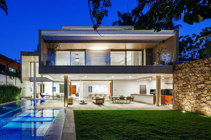 75581292943 Modern and creative house architecture - 21 examples