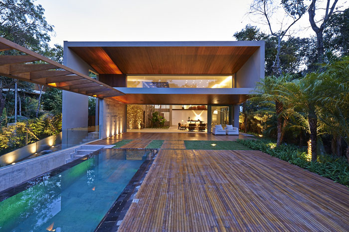 75581191758 Modern and creative house architecture - 21 examples