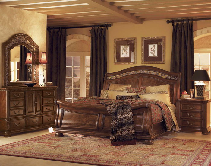 74715252370 Showcase of bedroom designs with sleigh beds
