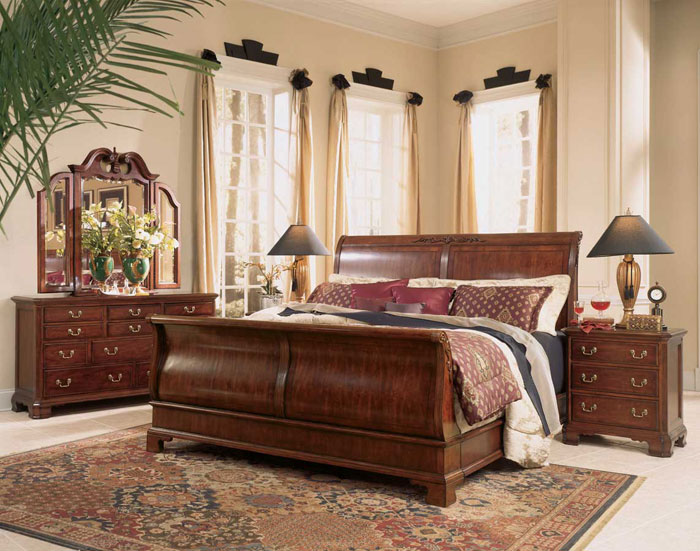 74715274215 Showcase of bedroom designs with sleigh beds