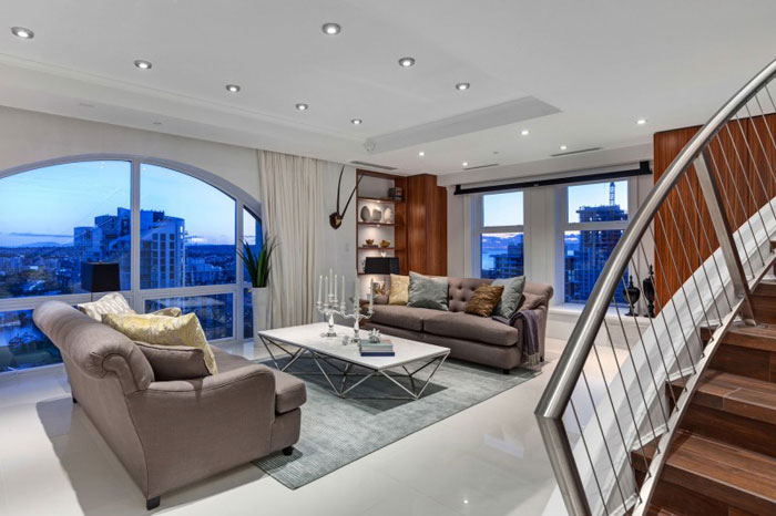 70488473928 The stunning Elysium Penthouse in Vancouver, Canada