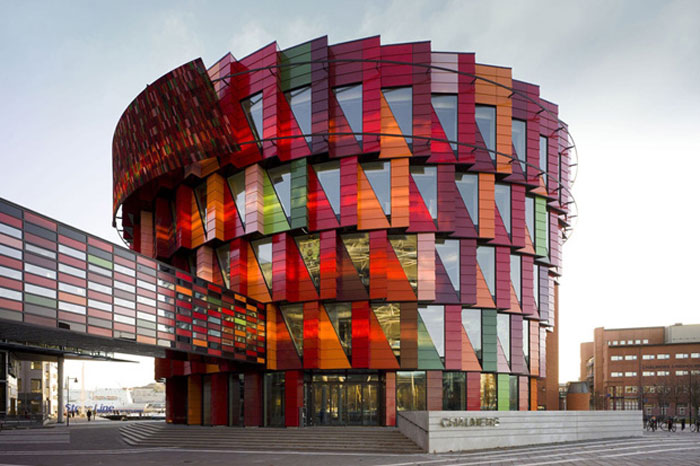 70388220474 Architecture that stands out - buildings with interesting shapes
